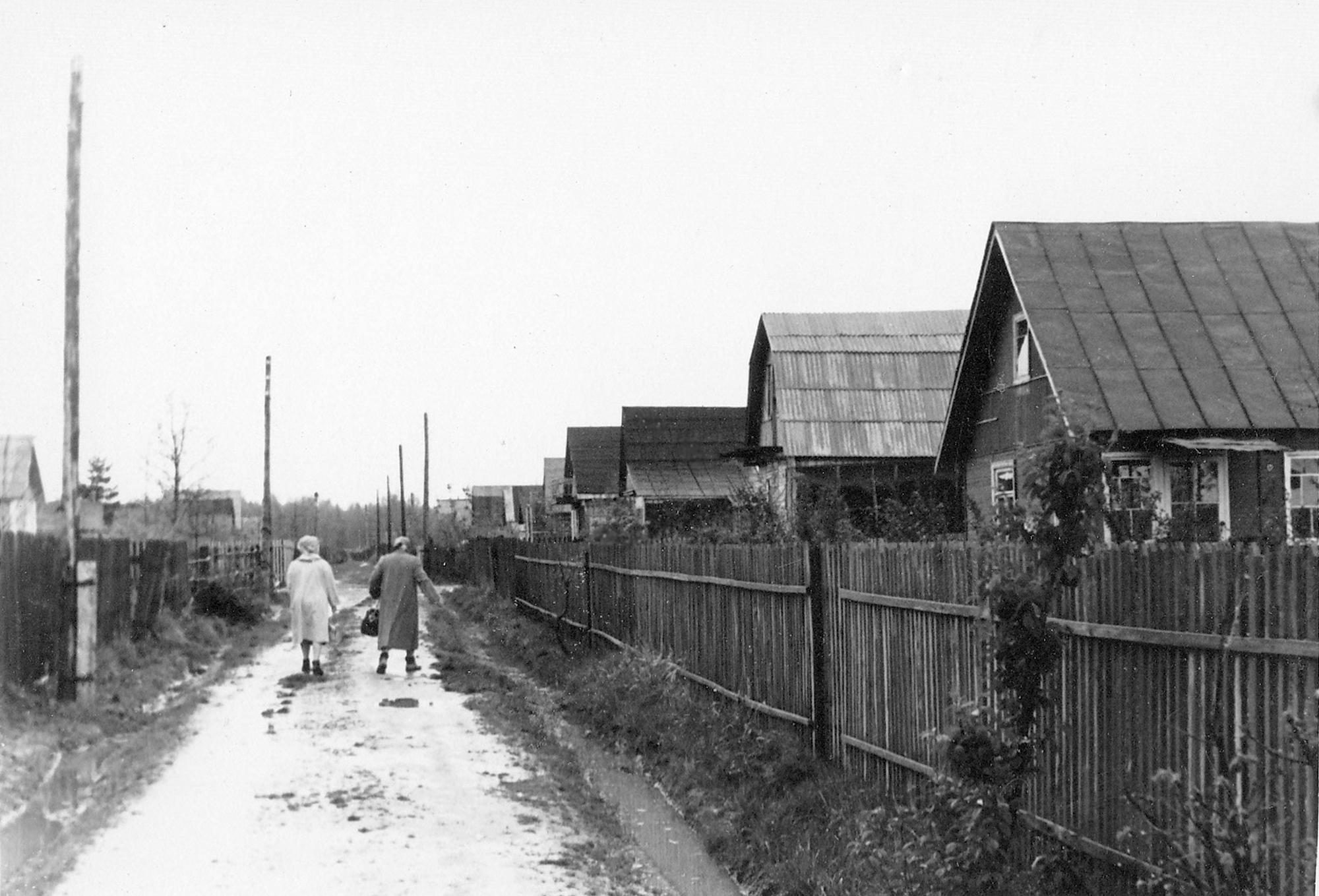 Вторая линия восток. 17 мая 1964