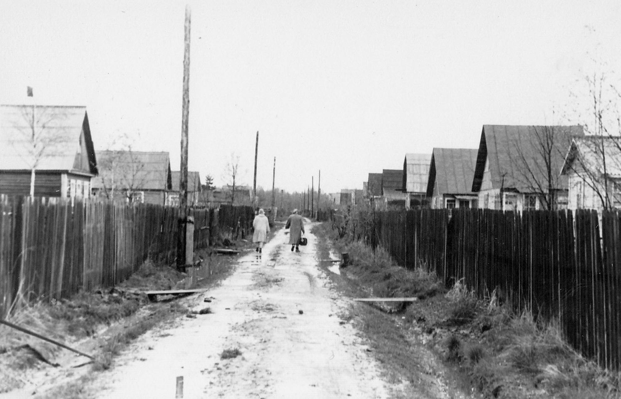 Вторая линия восток 2. 17 мая 1964