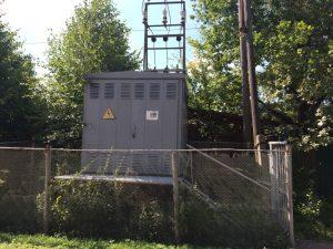 трансформатор на 5 линии СНТ Мичуринец