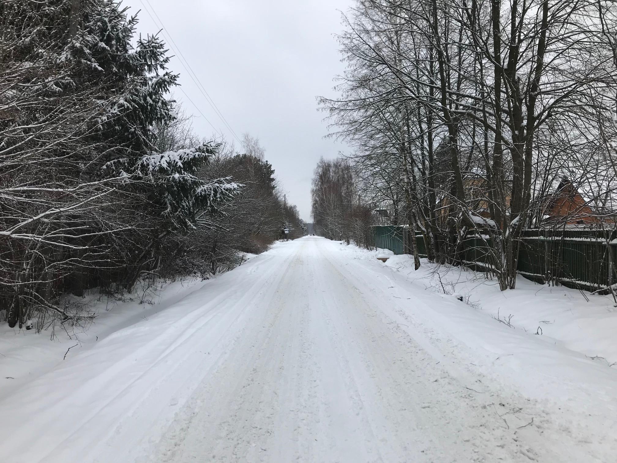 центральная линия СНТ Мичуринец 2018