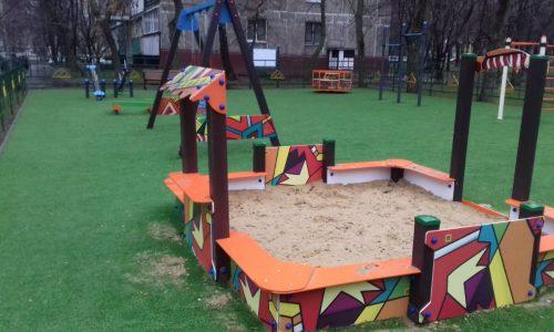 ОПРОС: Детская площадка