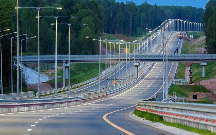Автомагистраль СНТ Мичуринец ГУВД Москвы